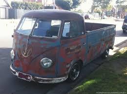 old volkswagen hippie van 1956 campervan crazy