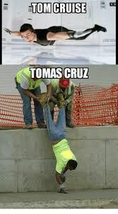 Tom Cruz Meme - tom cruise tomas cruz meme on me me