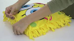 Knot Pillows by Spongebob Knot A Pillow Youtube