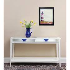 mainstays 16x20 casual poster and picture frame black walmart com