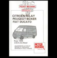 citroen vehicle manuals