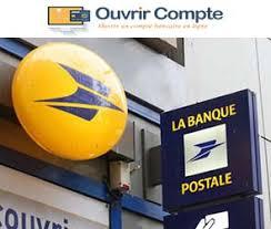 la banque postale si e social banque postale création compte pro