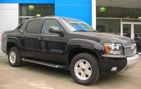 2013 chevrolet black diamond avalanche information and photos