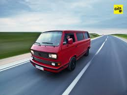 wallpaper volkswagen van cool capture of a driving red vw t3 transporter vw t3 bus van