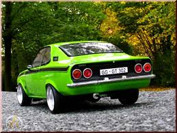 1975 opel manta for sale opel manta gt e green 1975 wheels bbs big offset norev diecast