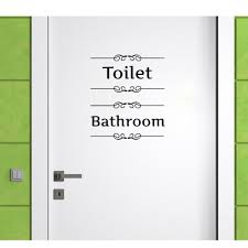 bathroom wall quotes promotion shop for promotional bathroom wall