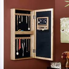 Jewelry Cabinets Wall Mounted by 100 Jewelry Armoire Wall Mount Costway Lockable Wall Mount