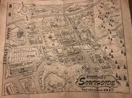 Space Junk Map Map Of Riverdale U0027s Southside Figured You Guys Would Like A Peek