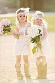 flower girl wedding 20 flower girl dresses for country weddings deer pearl flowers