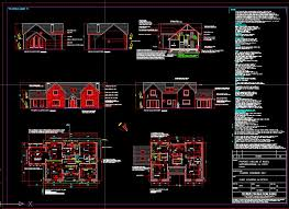 Luxury Design House Plan Autocad  For Home Design Free Dwg House - Autocad for home design
