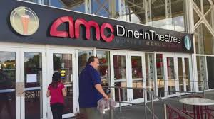 minions movie family outing to the amc dining theatre at the