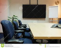 Office Furniture Table by The Empty Meeting Room With Used Office Furniture Conference