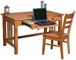 Laptop Writing Desk Sd 2868ro 50 Sedona Rustic Oak Laptop Writing Desk