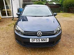 blue 2010 vw golf 1 4 tsi mk6 in ibstock leicestershire gumtree