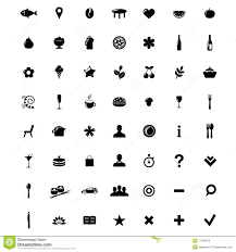 Google Map Icons Map Icons Navigation Map Icons Royalty Free Vector Image