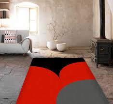 black and red rug accent rugs affordable area rugs dorm rugs