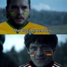 Meme Brazil - brazil remembers prepare your german booties for the zuera memes