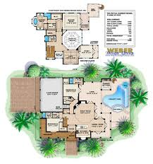 Harbor Home Design Inc Royal Harbor Home Plan Olde Florida Architecture 2 Story 4bed