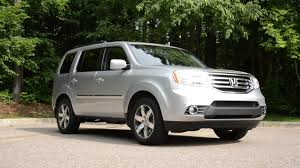2013 honda pilot review youtube