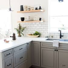 Kitchen Base Cabinets With Legs Custom Doors For Ikea Cabinets Semihandmade