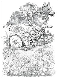 coloring pages corgi coloring pages for inspirations corgi dog
