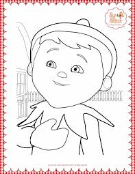 free printable coloring pages of elves elf on the shelf coloring pages picture to coloring page coloring