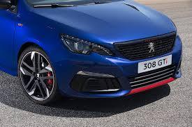 peugeot 308 gti blue peugeot 308 gti specs 2017 autoevolution