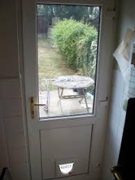 Interior Cat Door With Flap by Upvc Door Panels U0026 Cat Flaps Double Glazing Repairs Belvedere