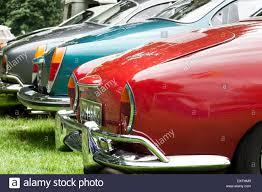 vw karmann ghia volkswagen karmann ghia tail lights stock photo royalty free