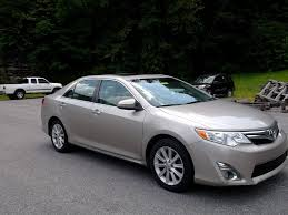 pre owned 2013 toyota camry xle v6 sedan in prestonsburg 528936