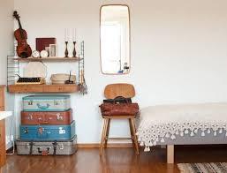 chambre retro chambre rétro via apartment therapy small beautiful