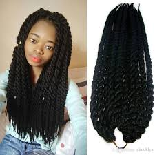 crochet marley hair hot sales mambo twist crochet braid hair senegalese twist