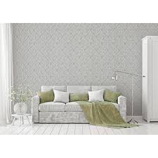 cheap damask wallpaper styles from b u0026m stores