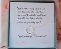 asking bridesmaids cards asking bridesmaid etsy