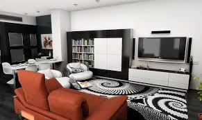 25 masculine living space in different style