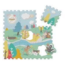 tappeto puzzle disney tappeto gioco disney baby