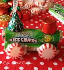 candy train recipe lifesaver candy ornament and stocking stuffers