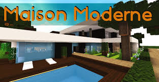 Plan Minecraft Maison by Minecraft Maison Moderne Youtube