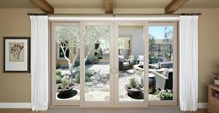sliding glass door blinds home depot patio door sliding curtains patio sliding door blinds between