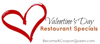 valentines specials day restaurant specials