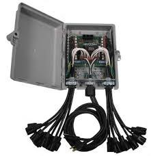 christmas light controller home depot marvellous design christmas light show controller diy homemade