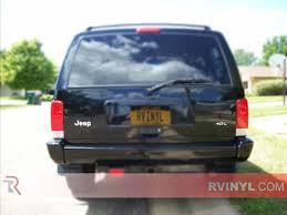 blue jeep grand cherokee 2004 rtint jeep grand cherokee 1999 2004 tail light tint film