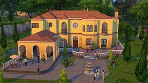 the sims design their homes official site