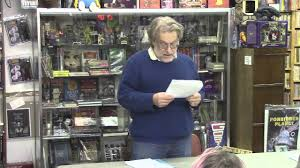 speculations round robin reading at dreamhaven books youtube