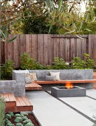 L Shaped Garden Design Ideas Modern Backyard Ideas Gardening Design