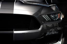 Shelby Mustang Black Ford Shelby Gt350 Mustang Hits L A With 5 2 Liter Flat Plane V 8