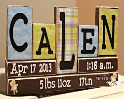 Baby Plaques Personalized Best 25 Baby Name Blocks Ideas On Pinterest Name Blocks Baby
