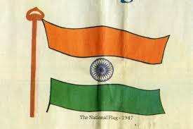 National Flags With Orange Indian Flags A Indian Tryst With Theology
