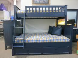 Coastline Bunk Bed Beds Plus Kids Stuff - Navy bunk beds