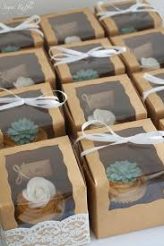 bride groom wedding favor boxes my brothers wedding cupcakes cupcake design pinterest